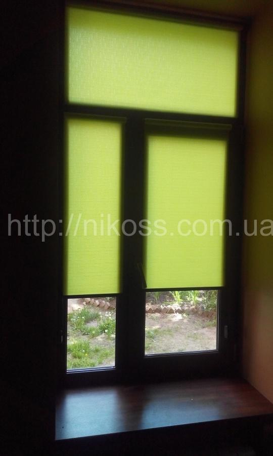 Ролеты на окна. Бесплатный замер и установка