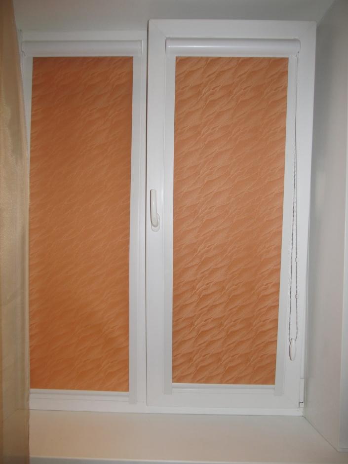 Рулонные шторы под заказ. Огромный выбор материалов.