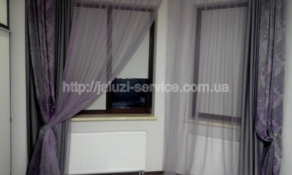 Что такое тканевые рулонные шторы?