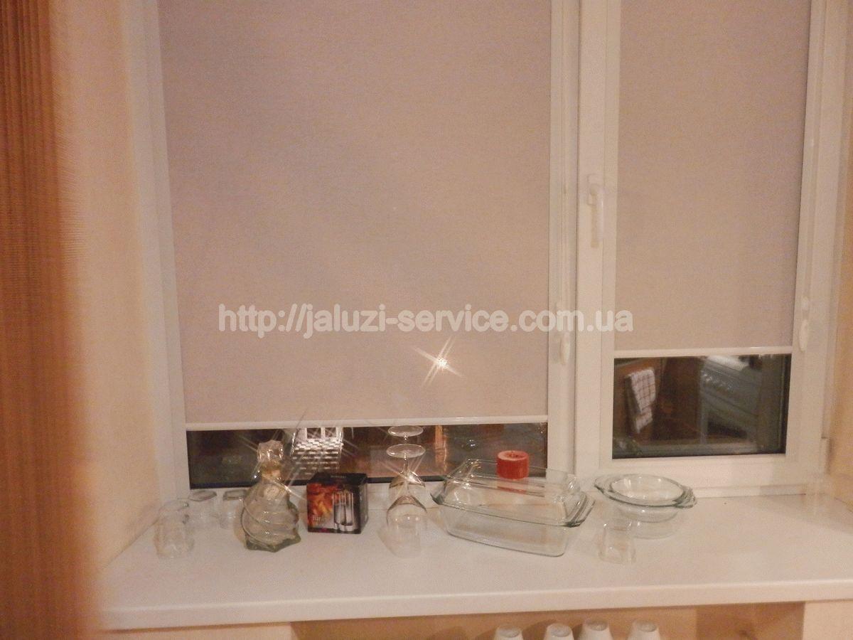 Ролеты на окна в Киеве от производителя