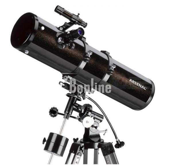 Продам Телескоп Arsenal 130/900, EQ2