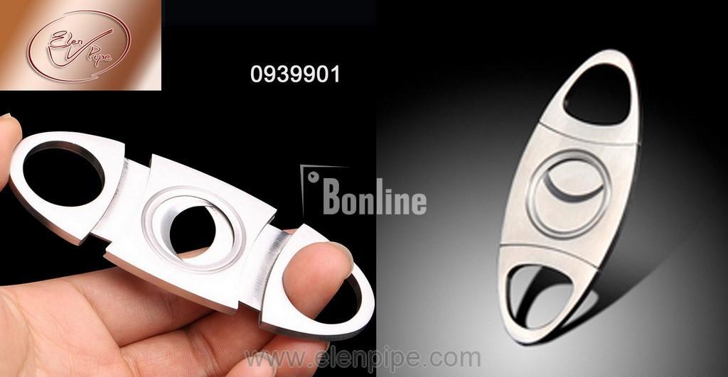 Аксессуары для сигар, гильотины ножницы металл, пластик опт Elenpipe