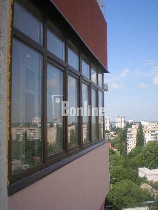 Изготовление и монтаж заводских металлопластиковых окон.