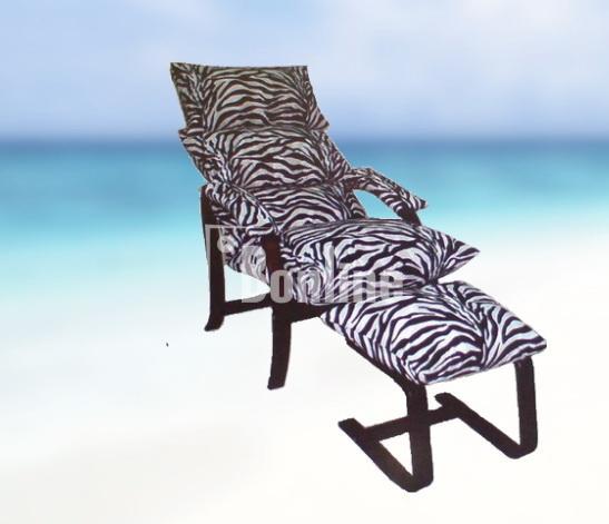 Кресло качалка Комфорт-Релакс для всей семьи