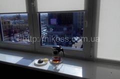 Тканевые ролеты в Киеве под заказ. Огромный выбор материалов.