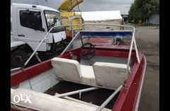Лодка Крым с новыми документами + мотор +лафет киев