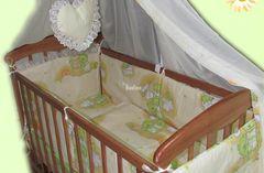 Акция! Качественные постельные наборы в кроватку от производителя. 8 эл. - 459 грн.