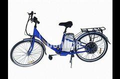 Электровелосипед VOLTA Оптима, отличное качество!