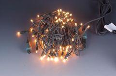 Гирлянда профессиональная наружная на лампах накаливания Распродажа. Новогоднее украшение дома, деревьев.