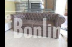 Купить кожаный диван Рич от ТМ BISSO.Акция!!!