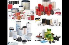 Фильтры и фильтрующие элементы для грузовиков, спецтехники и сельхозтехники