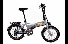 Электровелосипед складной Вольта Лион