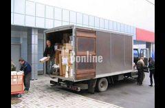 Доставка груза, крупногабаритных отправлений, Россия, Крым, Украина