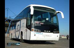 Пассажирские перевозки автобусами в Харькове по Украине