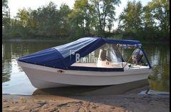 Пошив тентов для лодок