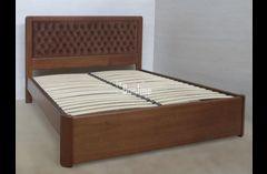 """Надежная двуспальная кровать """"Джулия"""" из массива ясеня"""