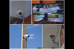 Установка систем видеонаблюдения (видеонаблюдение для дома)