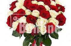 35 роз с доставкой по Киеву за 2 часа