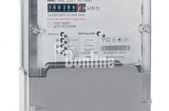 Счетчик НІК 2301 AК1 5-10А 3Ф электронный однотарифный 3х220/380В