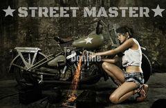 Мотомайстерня STREET MASTER