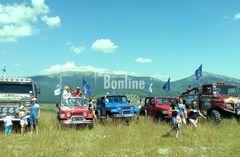 Найбільший джип в Україні Довбуш, джип-тури по горам в Буковелі