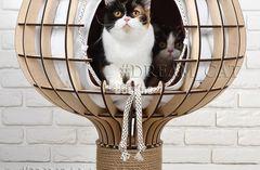 Домики для кошек и котов Медуза