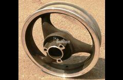 Диск литой 2.5*12   18 шлицов  задний дисковый (4-х тактн. китаец (GY6))