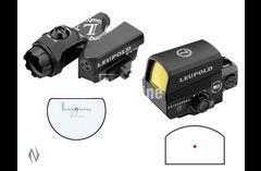 Продам комплект Leupold D-EVO 6x20mm + Leupold LCO Red Dot Дешево!