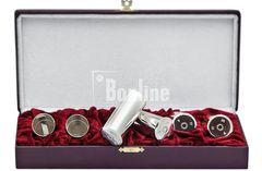 Продам серебряный набор рюмок (6 предметов)