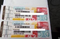 Продаём оригинальные наклейки, боксы Windows 7 PRO, 8.1 PRO, 10 PRO