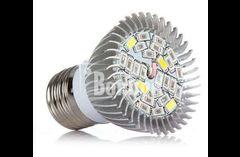 Фитолампа светодиодная 25W (полный спектр) LED