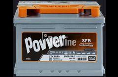 Аккумуляторы Рovver. Купить авто аккумулятор.