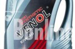 Моторное масло VENOL SEMISYNTHETIC ACTIVE 10W/40