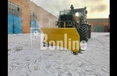 Быстросъемный фронтальный погрузчик КУН МТЗ, ЮМЗ, Т-40