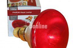 Інфрачервоні лампи для обігріву поросят та курчат