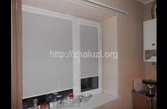 Недорогие рулонные шторы на окна с замером, доставкой, установкой