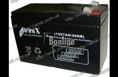 Аккумулятор Trinix 7 Ач, Акция, Расспродажа