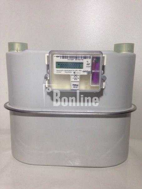Cчетчик газа Metrix G16