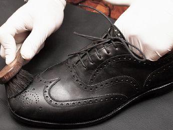 Средства по уходу за обувью в интернет-магазине HozLine