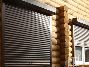 Рольставни - лучшая защита дома и офиса